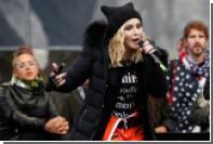 Синди Лопер раскритиковала матерную речь Мадонны на женском марше