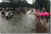Эксперт назвала число застрявших из-за наводнения в Таиланде российских туристов