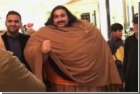 430-килограммовый пакистанец решил стать современным Геркулесом