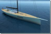 Студия Филиппа Бриана предложила концепт яхты для эгоистов