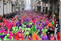 В Греции стартовал главный карнавал страны