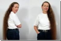 Женщина отращивала волосы с 1994 года и остригла их ради благотворительности