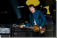 Пол Маккартни решил отсудить права на песни The Beatles