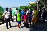 В Таиланде затонула лодка с 23 туристами