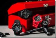 Casio сделал часы для брутальных мужчин