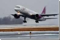Самолет вернулся в аэропорт Благовещенска из-за сигнала о неполадках
