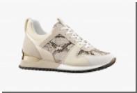 Louis Vuitton выпустил кроссовки только для клиенток ЦУМа
