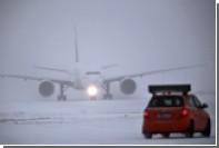 Свыше 30 рейсов отменили в московских аэропортах