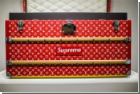 Supreme и Louis Vuitton представили чемодан за 68 тысяч долларов