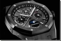 Дом Audemars Piguet оснастил часы вечным календарем