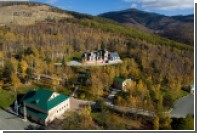 Туристов позвали в бывшую резиденцию Хорошавина