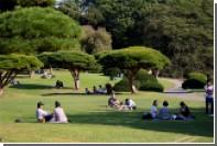 Билетер в японском парке от испуга пропустил 160 тысяч туристов бесплатно
