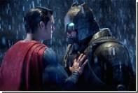 «Бэтмен против Супермена» стал лидером в шортлисте «Золотой малины»