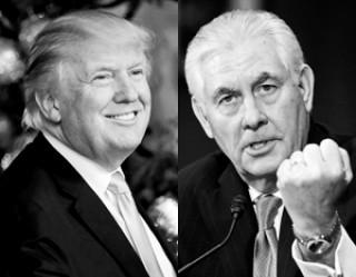 О новом миропорядке Трампу и Тиллерсону придется договариваться с Москвой и Пекином