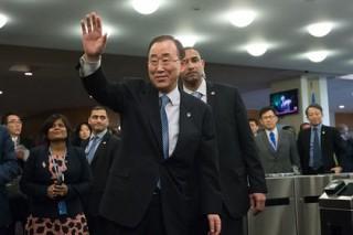 США обвинили брата и племянника Пан Ги Муна по делу о взяточничестве
