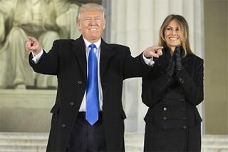 Трамп принес присягу в качестве 45-го президента США
