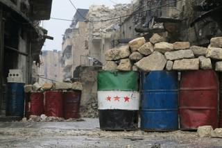 При взрыве в сирийском городе Аазаз погибли более 60 человек