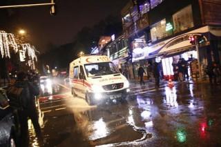 Число жертв атаки на ночной клуб в Стамбуле возросло до 39