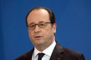 Олланд назвал президенту США условие отмены антироссийских санкций