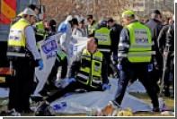 Число жертв атаки в Иерусалиме возросло до четырех человек