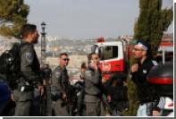 Названо имя иерусалимского террориста