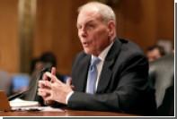 Сенаторы проголосовали за назначение Келли министром внутренней безопасности США