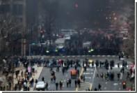 Число задержанных участников беспорядков в Вашингтоне превысило 200