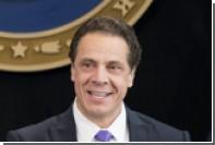 Вертолет с губернатором Нью-Йорка совершил аварийную посадку