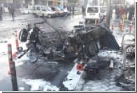 Появилось видео взрыва у здания суда в Измире