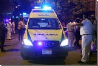 Исламисты атаковали полицейский блокпост на Синае
