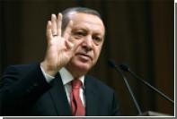 Турецкий парламент проголосовал за усиление президентской власти