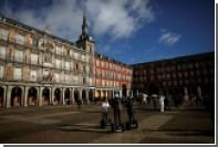 Из-за морозов в Испании введен режим ЧП