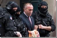 Французский суд освободил бывшего премьера Косово