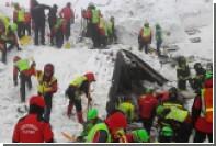 Найдены все погибшие в результате схода лавины на горный отель в Италии