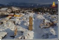 На месте схода лавины в Италии обнаружены еще трое погибших