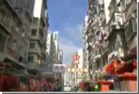 В сети появилось видео из гонконгского «дома-гроба»