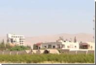 Сирия обвинила Израиль в ракетном обстреле военного аэродрома под Дамаском