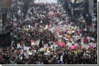 В США рассказали о грозящих годах тюрьмы протестовавшим против Трампа