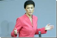 Лидер оппозиции в бундестаге призвала распутить НАТО и создать альянс с Россией