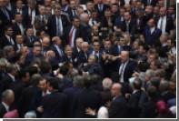 Парламент Турции одобрил пакет поправок о президентской форме правления