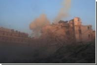 Армия Сирии вернула ряд позиций на подступах к Дейр-эз-Зору