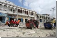 Исламисты напали на отель в Сомали