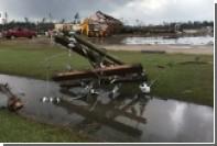 Опубликовано видео последствий торнадо в США