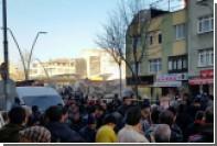 В Стамбуле обрушился семиэтажный дом