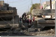 США признали гибель мирных жителей при бомбежках в Ираке и Сирии