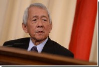 Манила заявила о нежелании воевать с Китаем