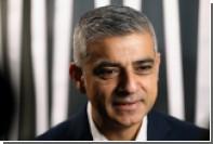 Мэр Лондона присоединился к женскому маршу против Трампа
