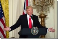 Трамп выразил надежду на «фантастические отношения» с Россией