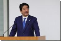 Абэ оценил пользу от совместной деятельности Японии и России на Курилах