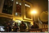 В Стамбуле обстреляли из гранатомета офис правящей партии Турции